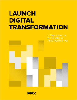 Launch Digital Transformation