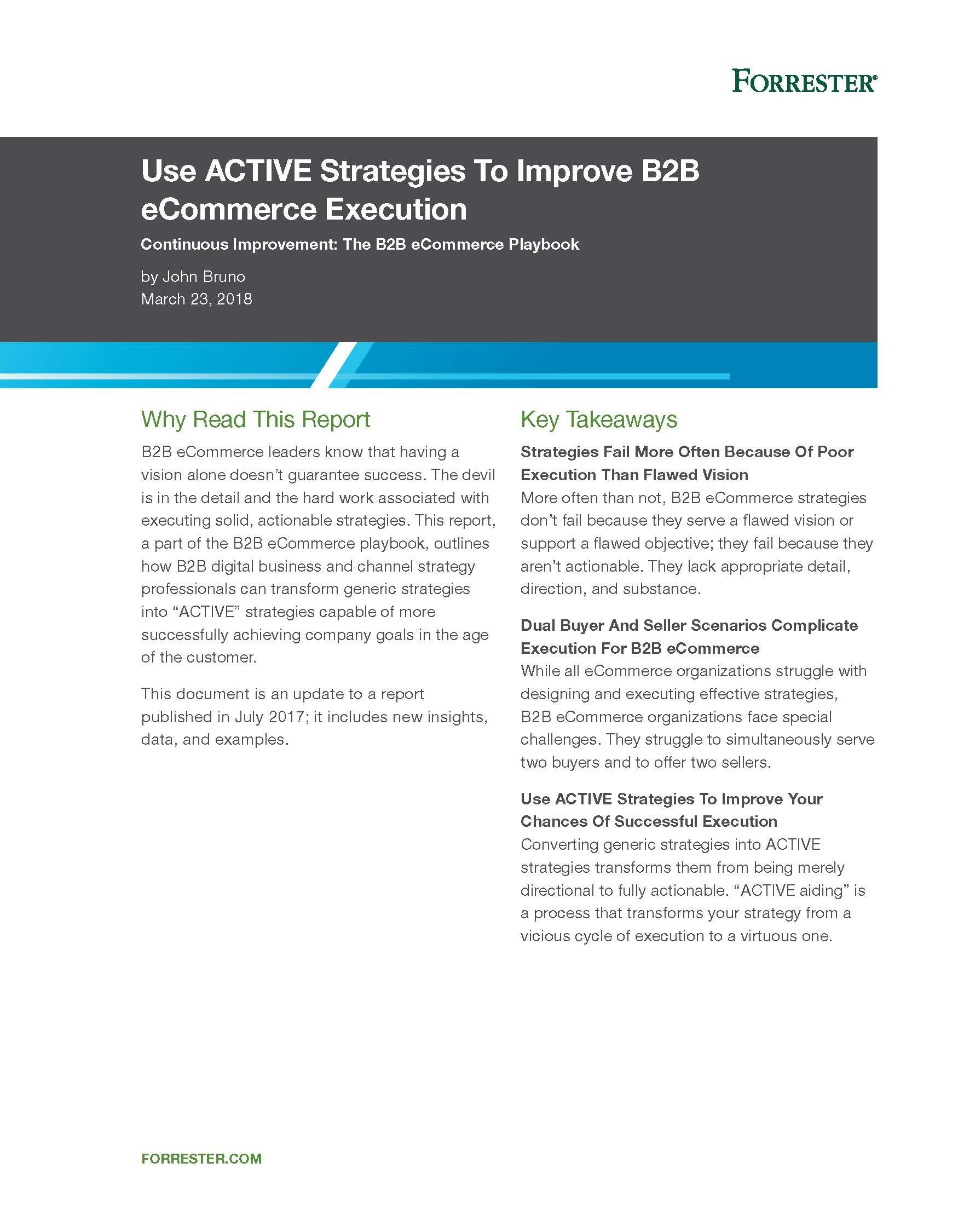 active-strategies-improve-b2b-ecommerce-execution