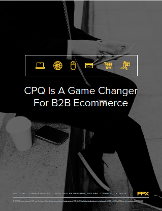 FPX CPQ for Ecommerce White Paper