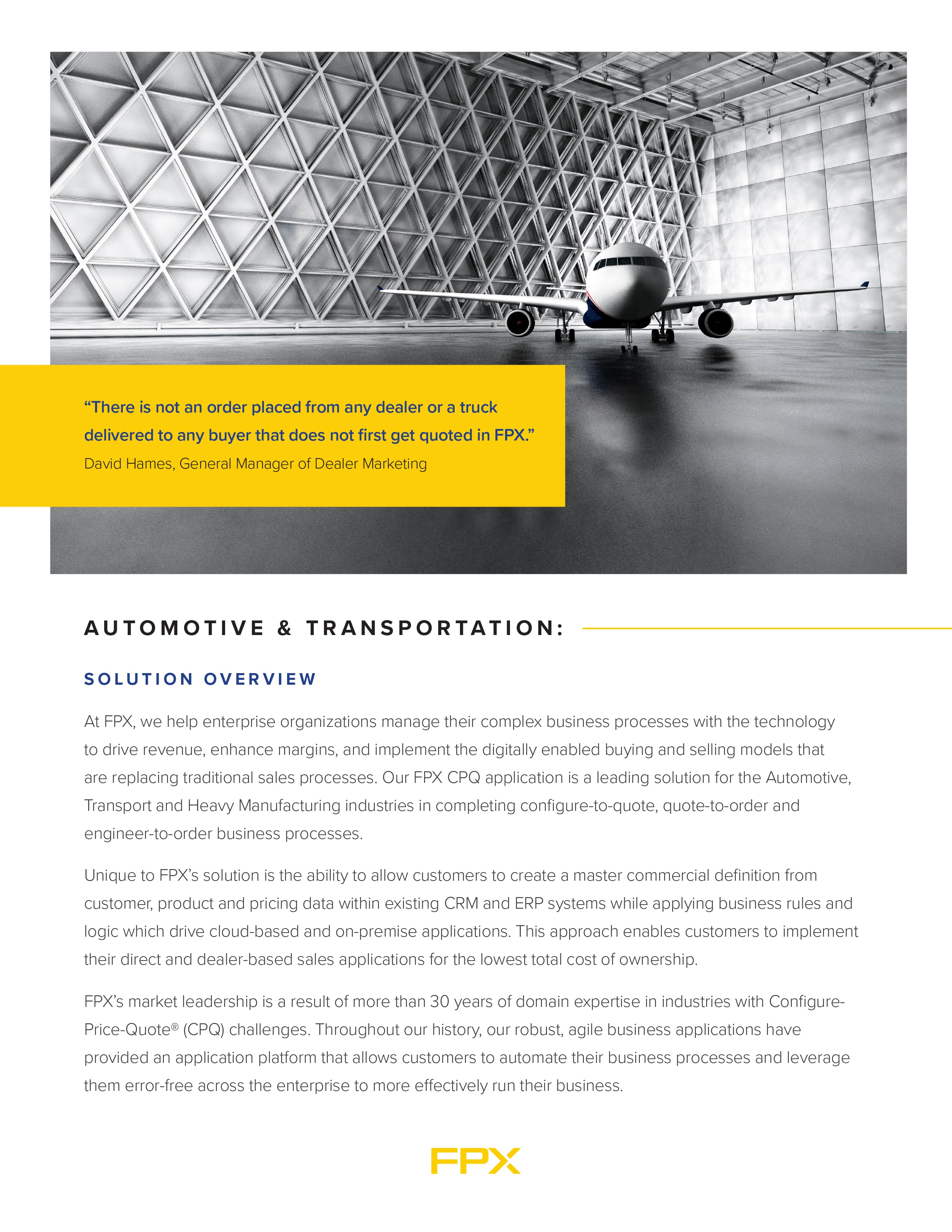 Download the CPQ for Auto and Transportation data sheet