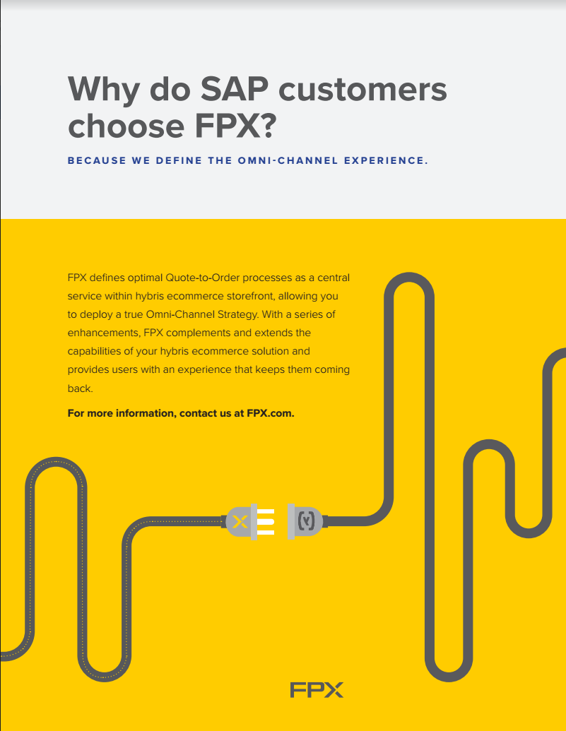Download Why SAP Customers Choose FPX